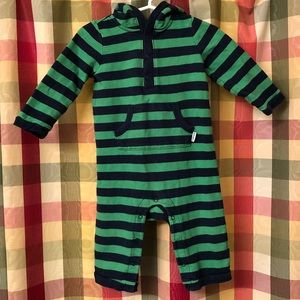 6-12mo old navy one piece baby outfit